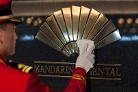 Hotelportier Mandarin Oriental, alle Bilderquellen zierercom.com