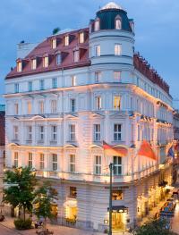 Mandarin Oriental, Munich Außenansicht