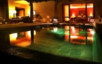 Maradiva Villas Resort & Spa Luxury Suite Villa at night
