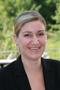 Marion Klein — Director of Sales für die Region Frankfurt