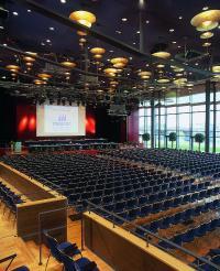 Maritim Hotel & Internationales Congress Center Dresden 2 Ebene Kongress