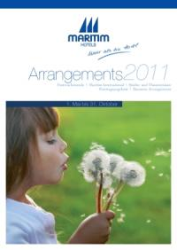 Arrangement-Katalog 2011 von Maritim