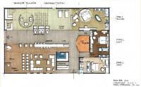 Der vorläufige Grundriss verspricht bereits schon jetzt interessante Einblicke in den Themenpark FOKUS HOTEL 2012, BIldquelle Markus Diedenhofen