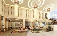 JW Marriott Tripoli Hotel Lobby,Bildquelle uschi liebl pr