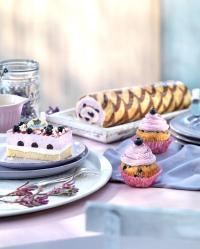 Dessertpaste Heidelbeer / Bildquelle: Martin Braun-Gruppe