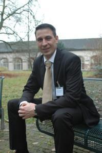 Martin Schröder (35), gelernter Hotelfachmann und aktuell stellvertretender Direktor im Welcome Hotel Darmstadt, Bildquelle max-pr.eu