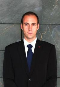 Sebastian Reininger, General Manager Martinspark Hotel Dornbirn / © Vienna International