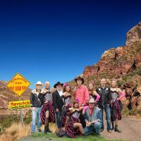 Maverick live im Canyon / Bildquelle: maverick entertainment