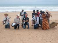 Countryband Mavericks auf Sri Lanka / Bildquelle: