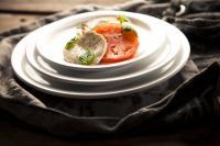 Teller aus flachem Melamin, Bildquelle Primeware Ceramics GmbH