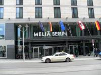 Hotel Meliá Berlin / Foto © Sascha Brenning - Hotelier.de