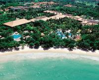 Melia Bali - General Aerial View; Melia hat im Hotelmarkt Asien bereits Fuß gefaßt