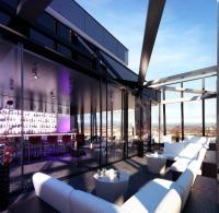 Melia Vienna - die Roof Top Bar