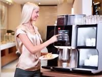 So schön kann Kaffee machen sein: Melitta® Cafina® XT6; Bildquellen Melitta SystemService