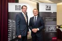 Eike Alexander Kraft und Volkmar Pfaff / Bildquelle: Accor Hospitality Germany GmbH