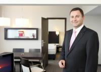 Robert Strohe, Direktor im Mercure Hotel Koblenz. Bildquelle max-pr.eu