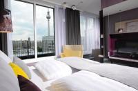 Room1021 im Hotel Indigo am Alexanderplatz / Bildquelle: Micros-Fidelio