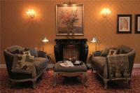 Kaminzimmer im Raphael Hotel CityHouse / copyright by MICROS-FIDELIO GmbH