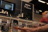Internorga-Besucher bescheinigen die hervorragende Qualität der Nescafé Milano Kaffeegetränke, Bildquelle = Autor