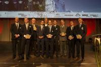 Alle Preisträger des MILESTONE 2014 / Bildquelle: hotelleriesuisse