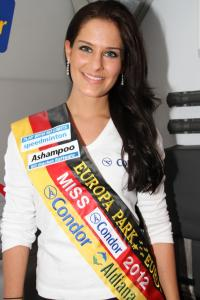Bilder/Pics zu Miss Condor 2012 Sabrina Licata, Bildquellen Condor Flugdienst
