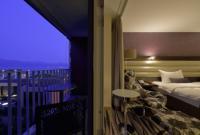 Das Mövenpick Hotel in Lausanne liegt direkt am Ufer des Genfer Sees. Markus-Diedenhofen Innenarchitektur setzt diese besondere Lage mit einer individuellen Gestaltung um; © www.soenne.de