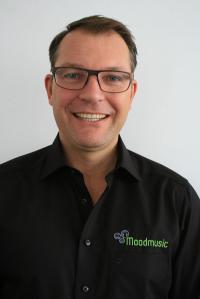 Moodmusic-Geschäftsführer Sven Kühne