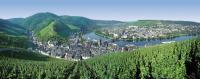 Die dazu passende Märchenlandschaft in Bernkastel-Kues in der berühmten Mosel Schleife