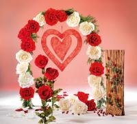 Muttertagsdekorationen: Das Herz ist für die Liebe das große Symbol