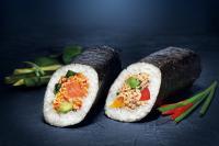 NORDSEE Sushi Handrolls; Bildquelle NORDSEE GmbH