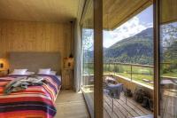 Naturhotel Tannerhof Hotelzimmer mit genialem Ausblick auf den Wendelstein