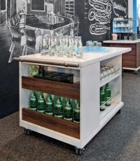 Catering-Möbel Macchiato / Alle Bilder: Neuland GmbH & Co. KG
