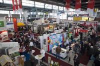 Übersicht Halle 1 / Bildquelle: Messe Husum & Congress GmbH & Co. KG
