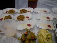 Das prämierte Dessert der jungen Eiderstedterin ist ein wahrer Hochgenuss / Bildquelle: Messe Husum