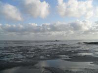 Wir müssen unbedingt alles unternehmen, um den Plastikmüll zu reduzieren, hier das Nordsee-Watt bei Cuxhaven, Bildquelle Sascha Brenning Hotelier.de