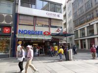 Schnell Restaureant von 'NORDSEE' in Wien, Kärtnerstarße mit TOP Umsatz, Bildquelle Wolfgang Ahrens