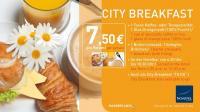 Novotel City Breakfast