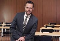 Jörg Hansmann, neuer Direktor im Novotel Erlangen / Bildquelle: Novotel