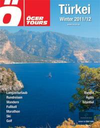 Katalog Türkei-Reisen / Bildquelle: ÖGER TOURS GmbH