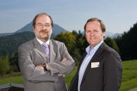 Die Präsidenten Peter Peer (li.) & Sepp Schellhorn (re.) / Bildquelle: Österreichische Hoteliervereinigung