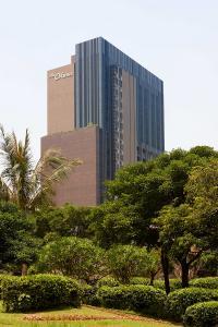 Okura Prestige Taipei Außenansicht