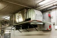 Saubere Abluft: In den Abluftkanal der Gastronomie Osman 30 in Köln wurde das Plasma-Modul von BÄRO installiert