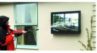 Die wetterfesten Fernseher von Aqualite & Proofvision wurden unter extremen Bedingungen getestet*