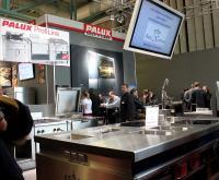 Messestand von Palux auf der 'Alles für den Gast' 2013, Bildquelle WEIGANG PRO GmbH