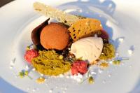 Dessert aus dem verschneiten Wald / Bildquelle: Pacojet