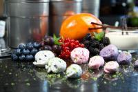 Pacojet für ultrafeines Fruchtmousse