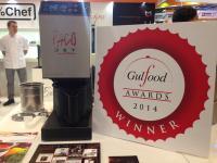 Pacojet 2 — Gewinner des Gulfood Awards 2014 / Alle Bilder: Copyright by Pacojet AG