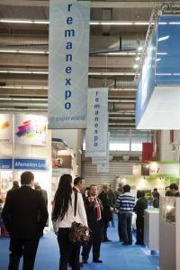 Impression der Paperworld 2012 / Quelle - Messe Frankfurt Exhibition GmbH / Petra Welzel