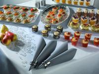Papstar Tischdeko Catering, alle Bilder unic Pressedienst