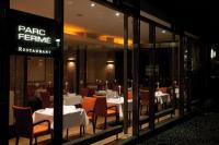 Parc Fermé Restaurant von außen / Copyright: Florian Bolk